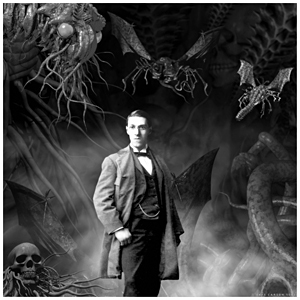 Howard Phillips Lovecraft, el maestro del horror