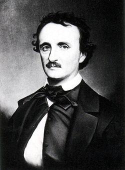 Edgar Allan Poe , el maestro del terror